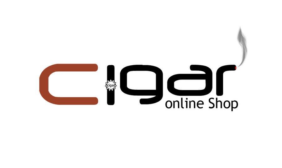 Inscrição nº 104 do Concurso para Logo Design for Cigar Online Shop