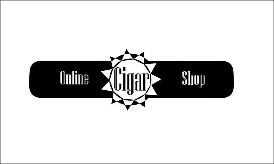 Contest Entry #105 for Logo Design for Cigar Online Shop