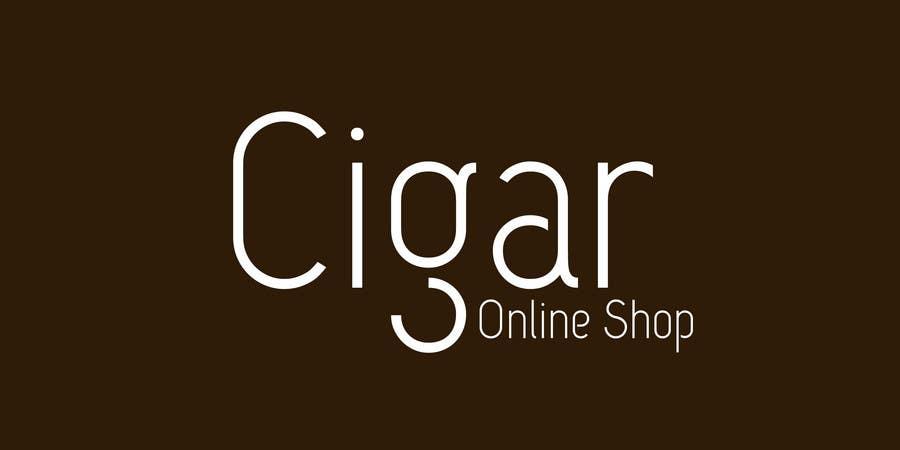 Inscrição nº 57 do Concurso para Logo Design for Cigar Online Shop