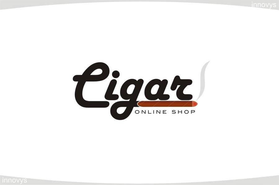 Penyertaan Peraduan #206 untuk Logo Design for Cigar Online Shop