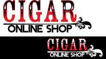 Graphic Design Inscrição do Concurso Nº127 para Logo Design for Cigar Online Shop