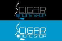 Graphic Design Contest Entry #157 for Logo Design for Cigar Online Shop