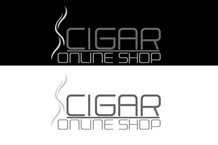 Contest Entry #155 for Logo Design for Cigar Online Shop