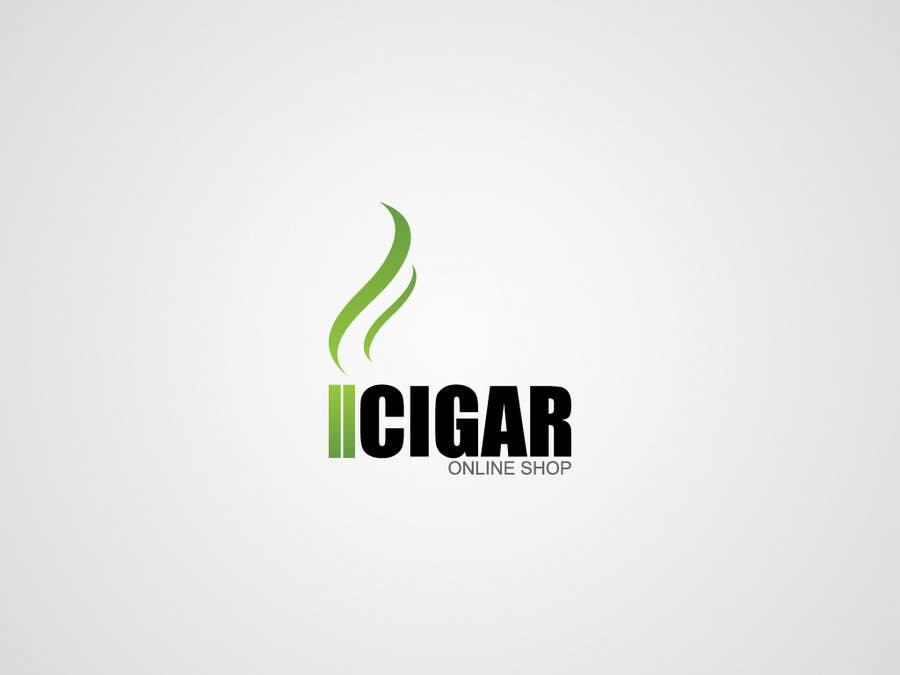 Contest Entry #238 for Logo Design for Cigar Online Shop