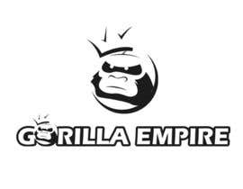 "#31 for Design a Logo for ""Gorilla Empire"" af HaeLGRfX"