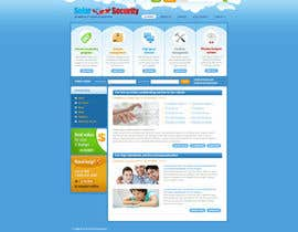 #23 cho Template for 'Solar and Security' bởi ideas99