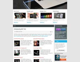 #4 for New webpages template by WEBOWEB