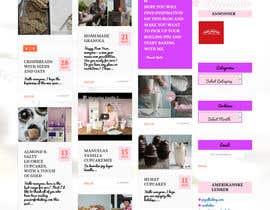 #42 za New astonishing Wordpress template for existing blog od dacsa72