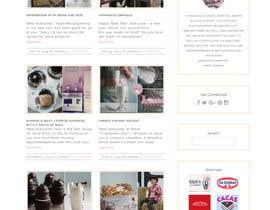 #38 za New astonishing Wordpress template for existing blog od developer97