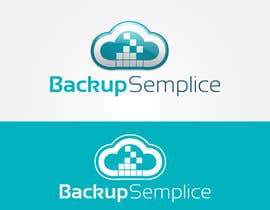 #30 para Disegnare un Logo for a cloud backup Service por frescom