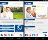 Bài tham dự #12 về Graphic Design cho cuộc thi Design a Mobile Website Mockup for a multinational insurance company