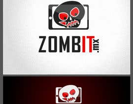 #41 for Logotype Design for Zombit -Software TI Company af RedLab