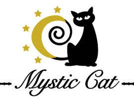 #103 para Design an elegant Cat logo por daysofmagic