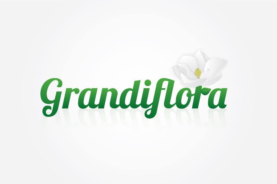 Конкурсная заявка №138 для Graphic Design for Grandiflora