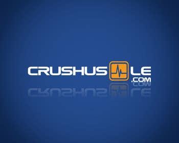 nº 100 pour Design a Logo for crushusmle.com par zefanyaputra