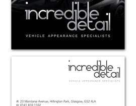 #2 for Design some Business Cards for Car Detailing Company by midget
