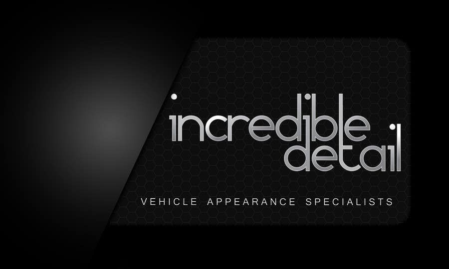 Car Detailing Business Cards 16736 | IMGFLASH