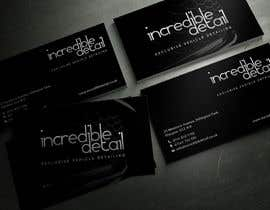 #28 cho Design some Business Cards for Car Detailing Company bởi sashadesigns