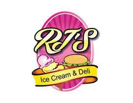 Nro 60 kilpailuun RJ's Ice Cream and Deli käyttäjältä prasanthmangad
