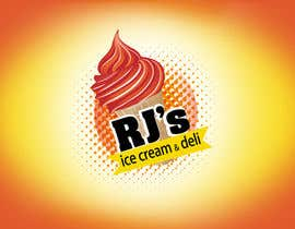 #48 for RJ's Ice Cream and Deli by vigneshsmart