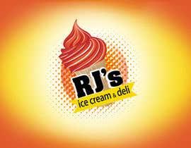 nº 48 pour RJ's Ice Cream and Deli par vigneshsmart