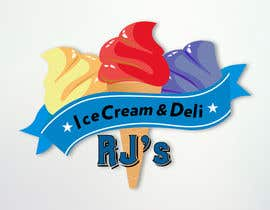 #72 para RJ's Ice Cream and Deli por ccakir