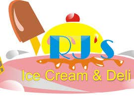 nº 69 pour RJ's Ice Cream and Deli par ramanand100