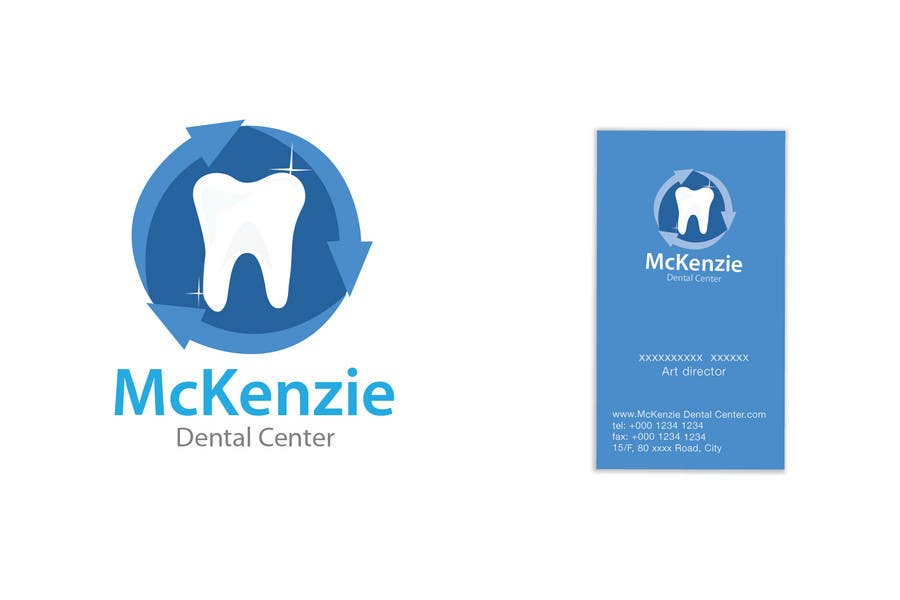 Contest Entry #                                        61                                      for                                         Logo Design for McKenzie Dental Center