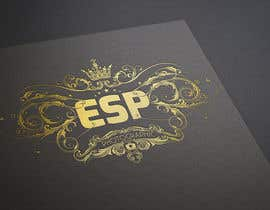 nº 41 pour Design a Logo for ESP Photographic par MichaelCheung