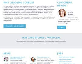 DezineMad tarafından Create/Desgin a Wordpress Website için no 10