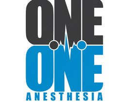 #59 para Design a Logo for  One to One Anesthesia por hiccuphypothesis