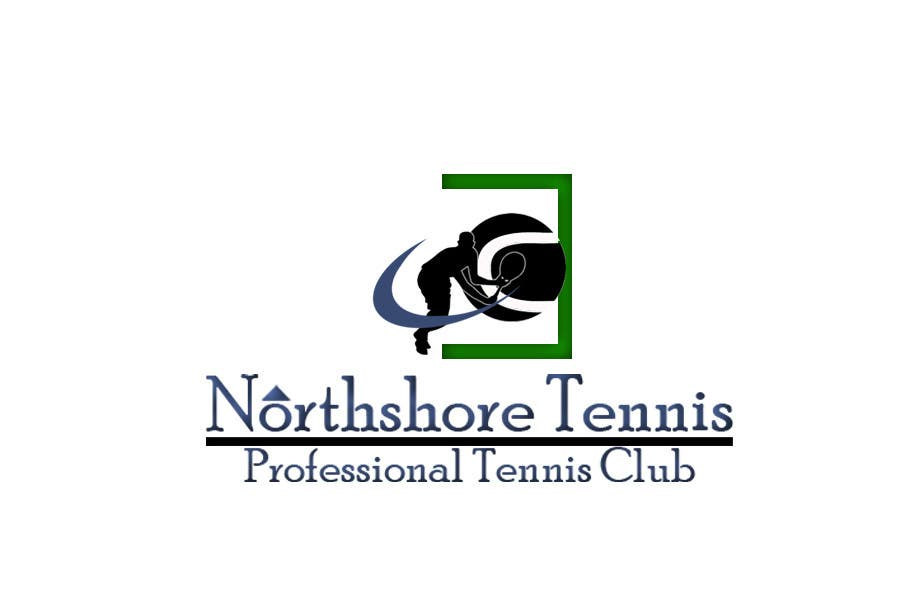 #81 for Logo Design for Northshore Tennis by ZenbayMono