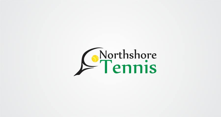 #117 for Logo Design for Northshore Tennis by b0bby123