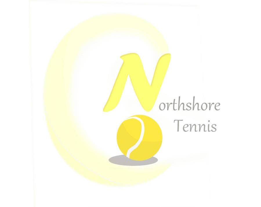 #99 for Logo Design for Northshore Tennis by zozephin