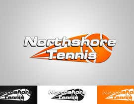 #107 cho Logo Design for Northshore Tennis bởi eX7ReMe