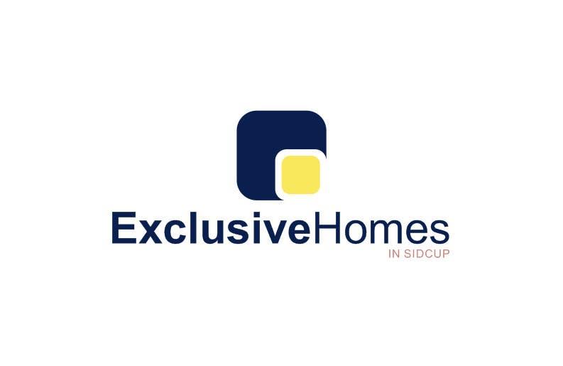 Penyertaan Peraduan #155 untuk Design a Logo for our Exclusive Homes Service