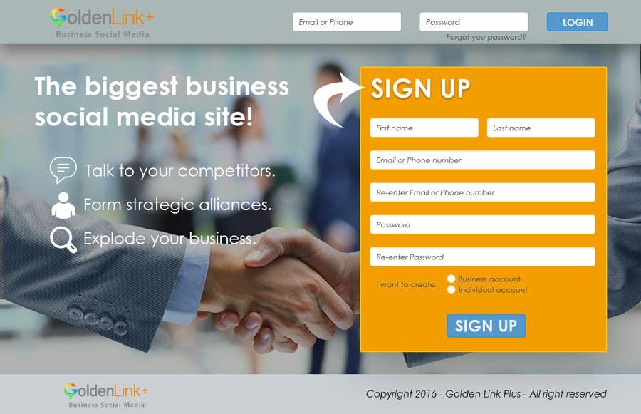 Homepage Designer entry 11 by udesignsss for best homepage designer 4th site
