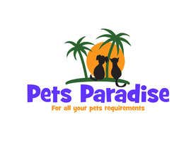 nº 10 pour Design a Logo for a Pet accessories store par darkomitic