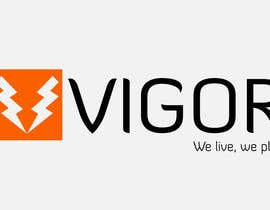 #13 untuk Logo Design for Vigor (Global multisport apparel) oleh simonrpo
