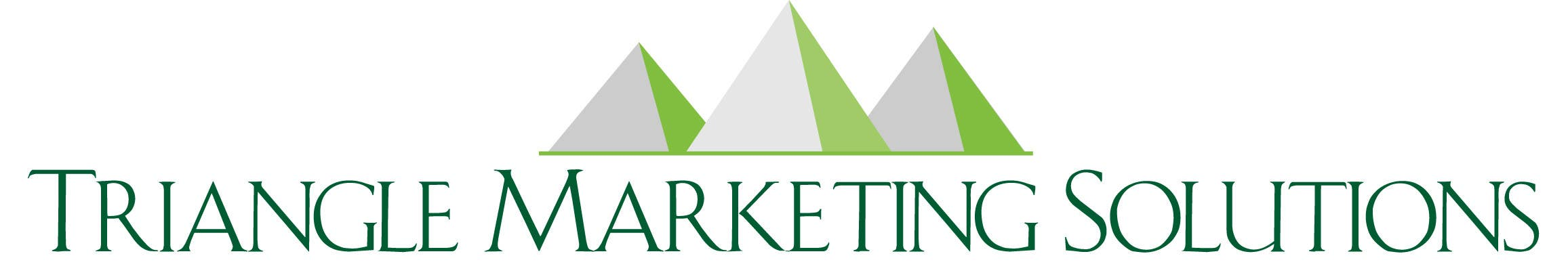 Penyertaan Peraduan #1 untuk Design a Logo for Traingle Marketing Solutions