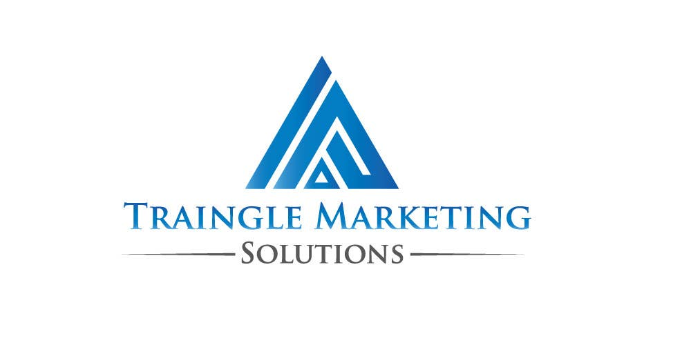 Penyertaan Peraduan #42 untuk Design a Logo for Traingle Marketing Solutions