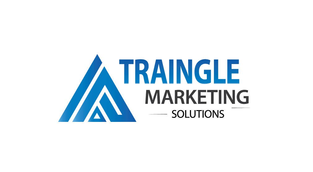 Penyertaan Peraduan #60 untuk Design a Logo for Traingle Marketing Solutions