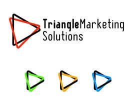 #64 untuk Design a Logo for Traingle Marketing Solutions oleh vw970560vw