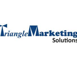 #55 untuk Design a Logo for Traingle Marketing Solutions oleh duledjukic