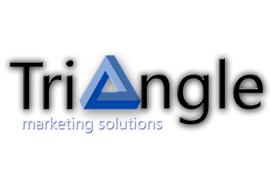 Penyertaan Peraduan #31 untuk Design a Logo for Traingle Marketing Solutions