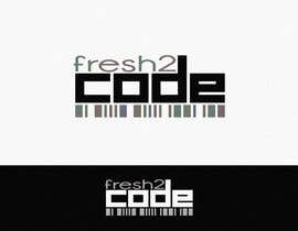 #116 for Design a Logo for fresh2code  (Open to your creative genius) by pixell