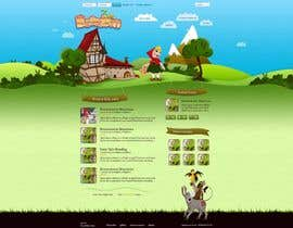 #5 para Fairy tales Graphic Design for beanbin de richhwalsh