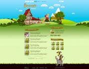 Graphic Design Конкурсная работа №32 для Fairy tales Graphic Design for beanbin
