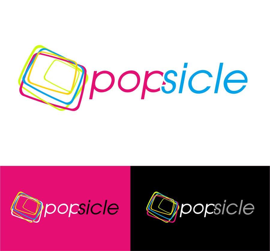 Bài tham dự cuộc thi #45 cho Design en logo for popsicle