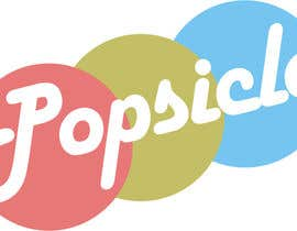 #47 para Design en logo for popsicle por morizu